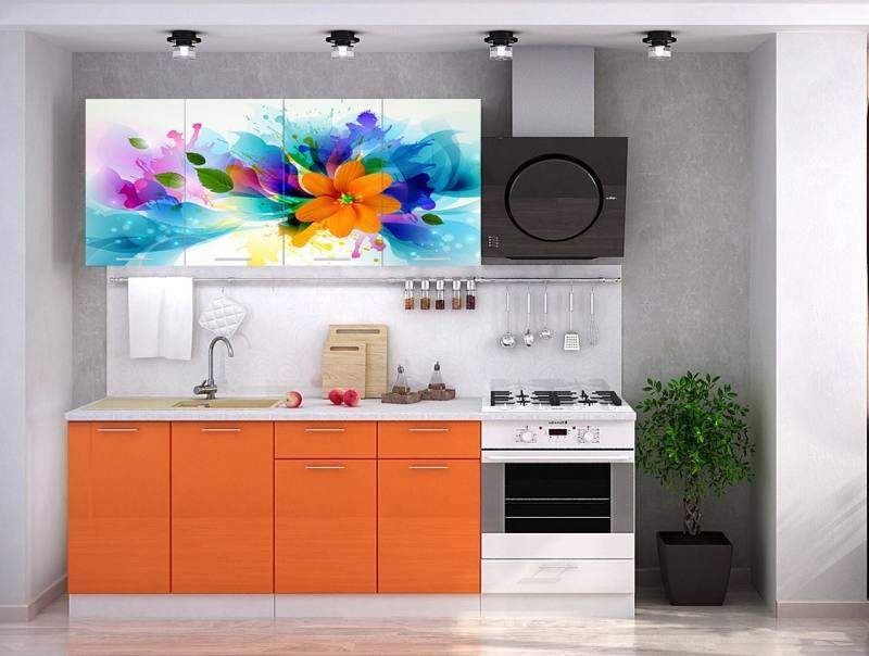 Кухни эмаль