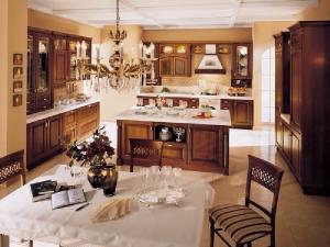 Кухни массив 009