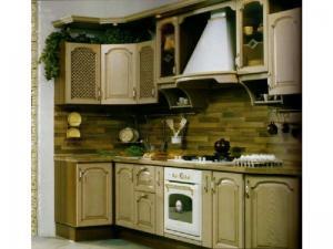 Кухни массив 013
