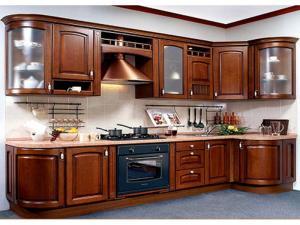 Кухни массив 019