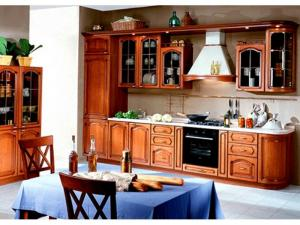 Кухни массив 020