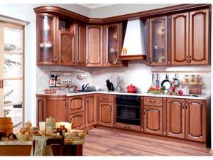 Кухни массив 021