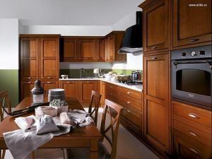 Кухни массив 033