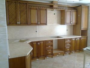 Кухни массив 039