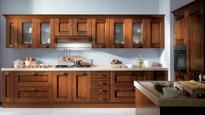 Кухни массив 044
