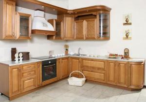 Кухни массив 049